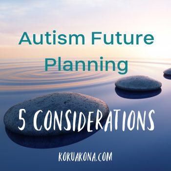 Autism Future Planning